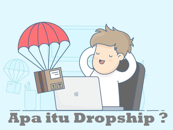 Apa itu Dropship?