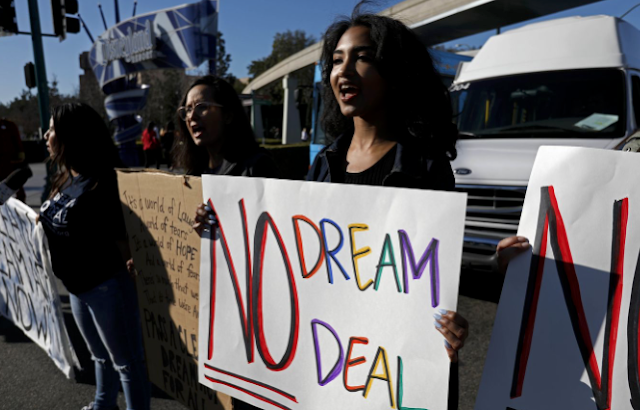 'DREAMers' Threaten to Leave U.S. if DACA Deal Doesn't Allow Them to Stay