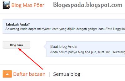 Cara membuat Blog Gratis (Blogspot) di Blogger 5