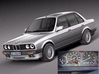 Cara Membaca Kode Kerusakan Sistem EFI (DTC) BMW Secara Manual