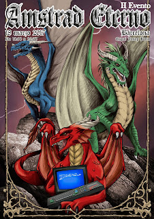 Amstrad Eterno 2017 - II Evento