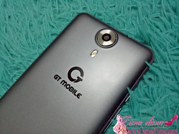 Pandang Pertama Telefon Pintar GT-888