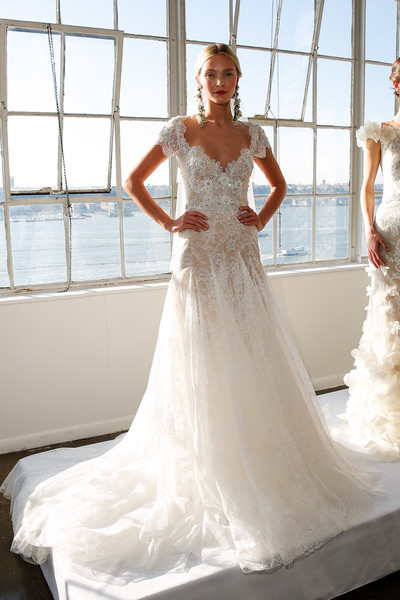 Weddings Dresses : Marchesa Spring / Summer 2017 Bridal | Cool Chic ...