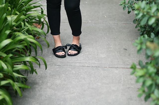 Steve Madden, Slide Sandals, Nordstrom, SOTD, Fashion Blogger, style,