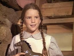 Laura Ingalls dans  La petite maison dans la prairie