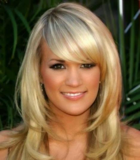 Model Potongan Rambut Wanita Berwajah Persegi » Model Gaya