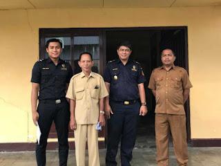 Bea Cukai Maluku Kunjungi Dinas Perdagangan Malteng