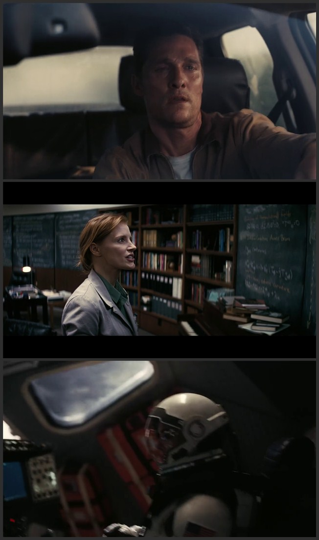 Interstellar Movie Stills Brrip 1080p