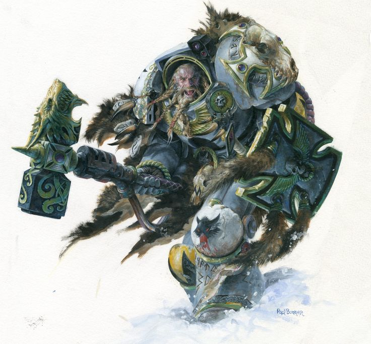 how to play space wolves 2016