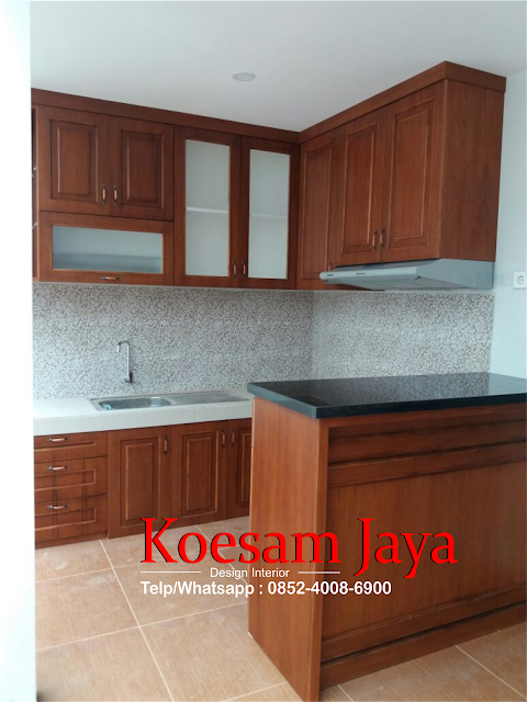 harga kitchen solo