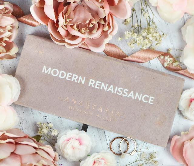 ABH Modern Renaissance Eyeshadow Palette Flatlay Lovelaughslipstick Blog