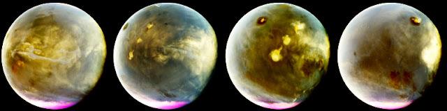 Mars Ultraviolet