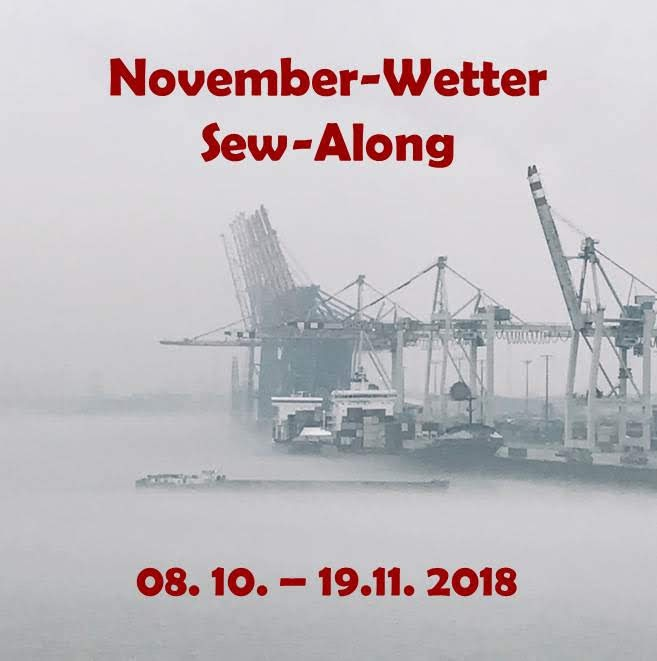 November-Wetter Sew-Along