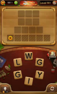 Word Connect Level 561 to 580 Answers