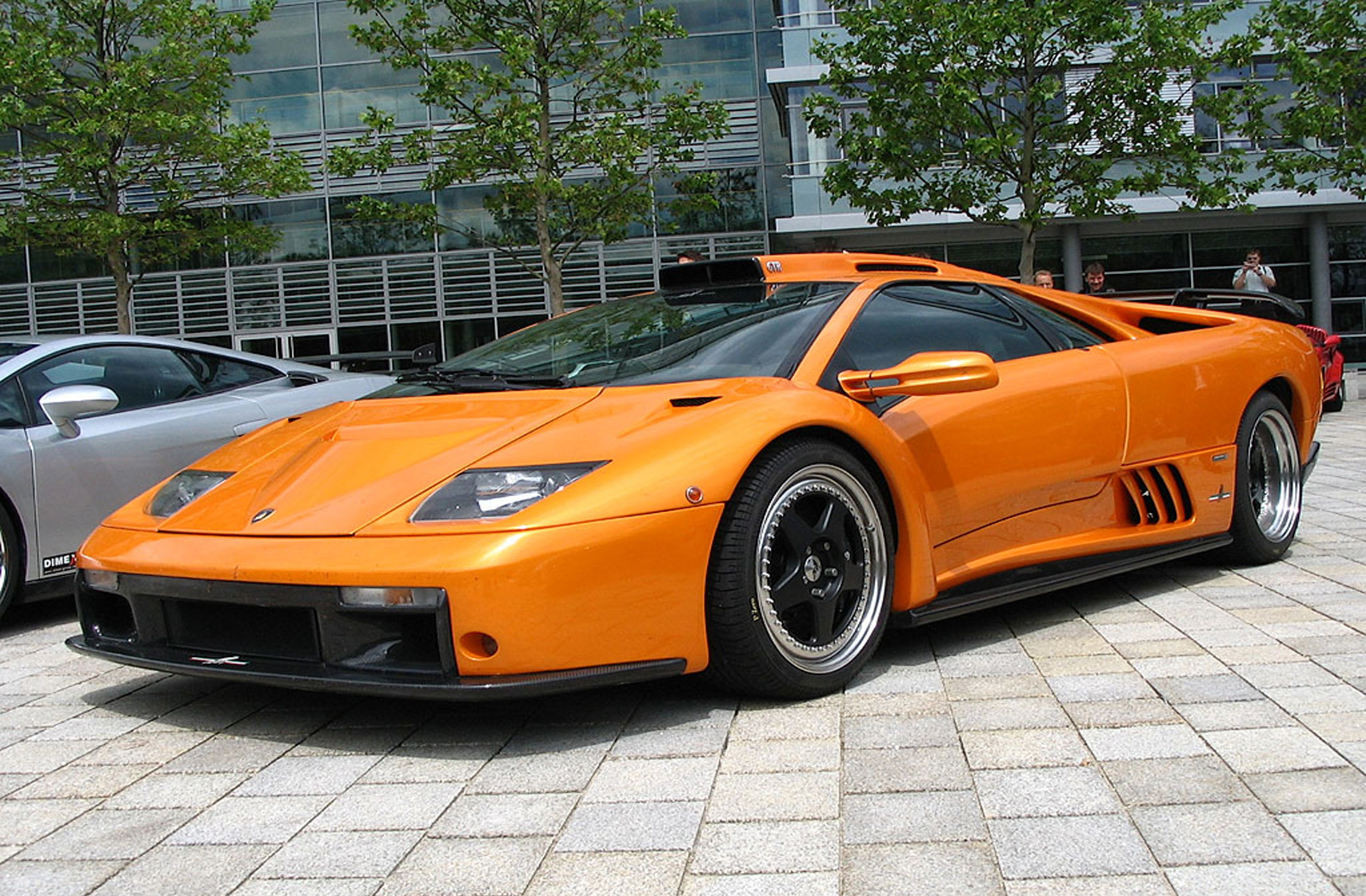 Lamborghini Diablo Gt Oriented Models Of Different Every