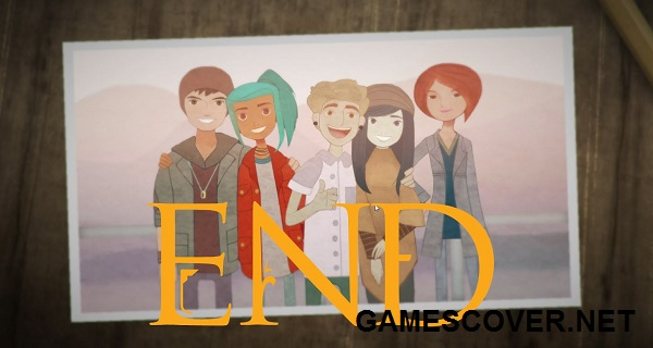 Oxenfree Story