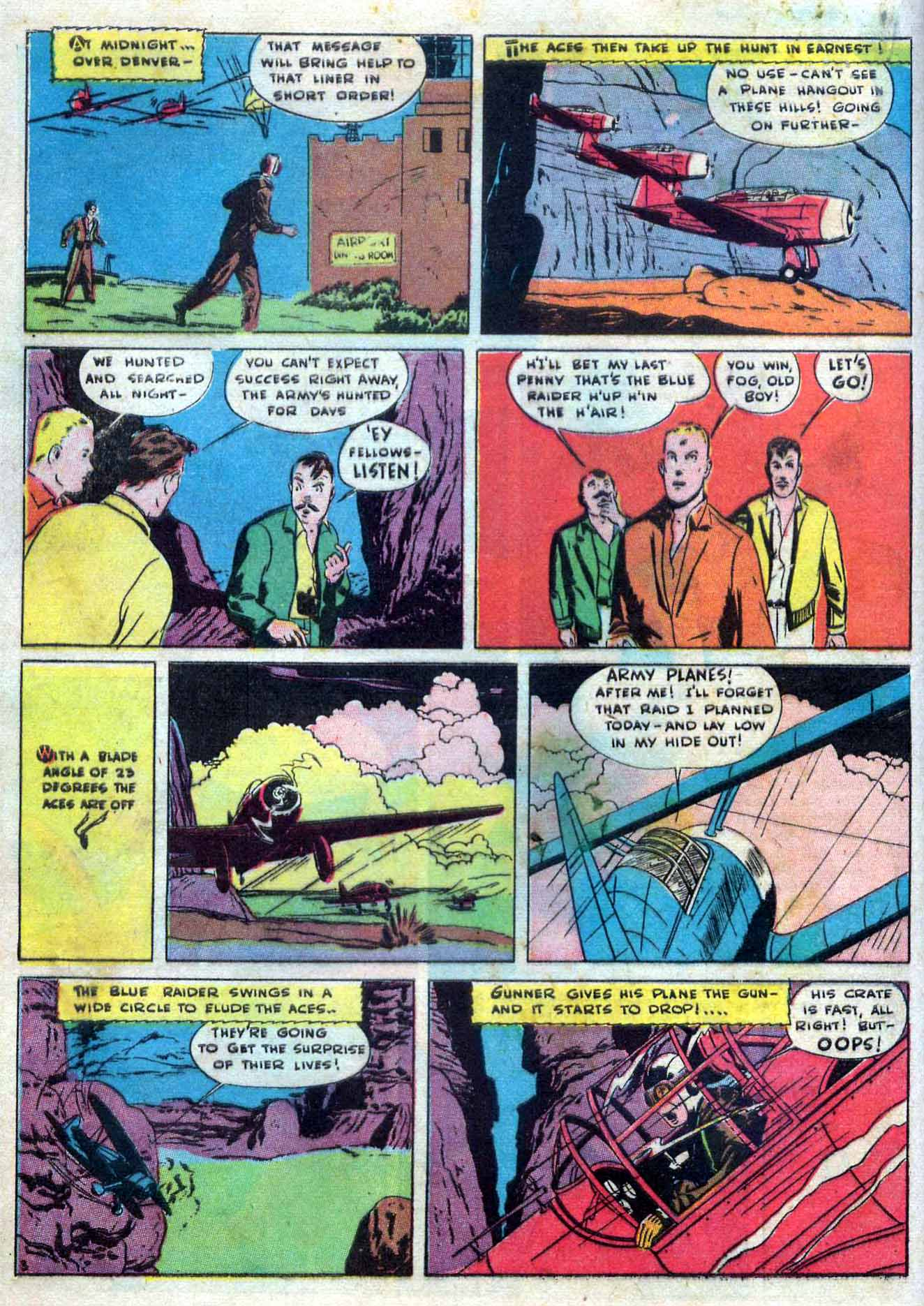 Read online Action Comics (1938) comic -  Issue #27 - 36