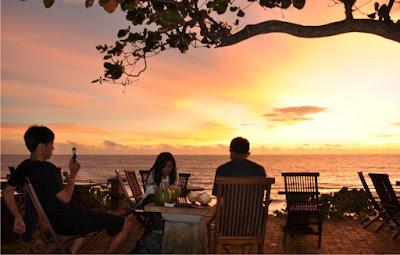 sunset terbaik di indonesia