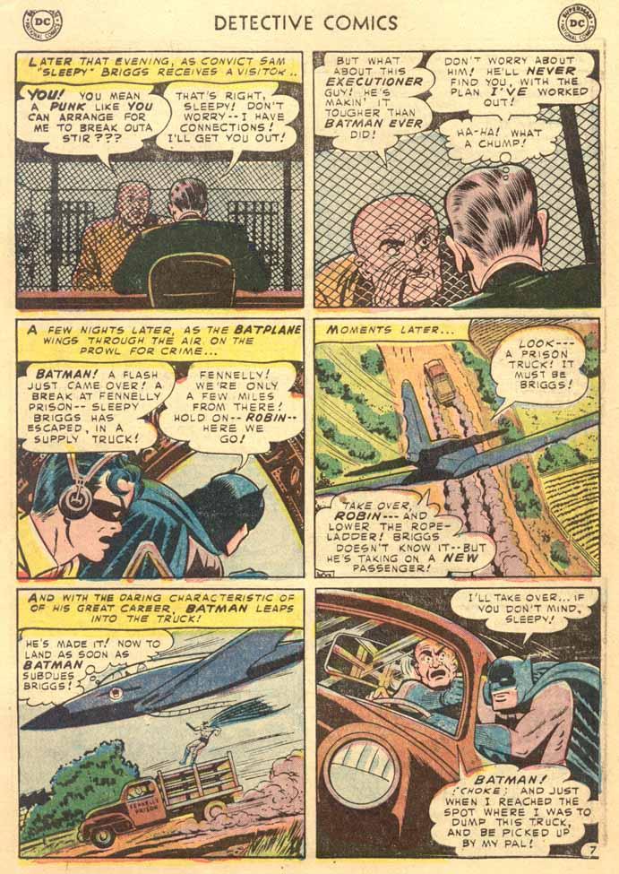 Read online Detective Comics (1937) comic -  Issue #191 - 9
