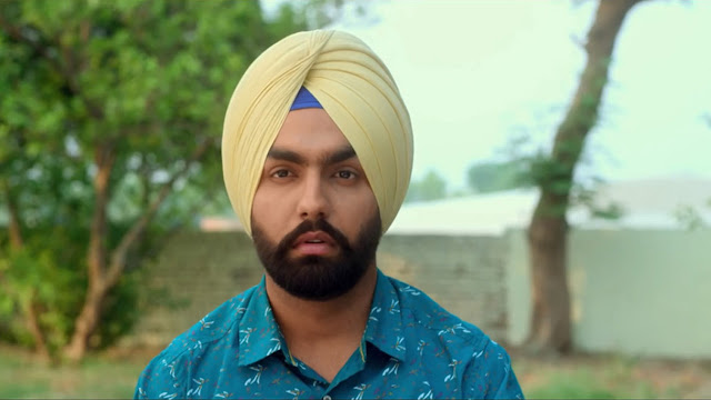 nikka zaildar punjabi movie actor ammy virk wallpaper