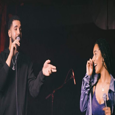 "Drake feat. Jorja Smith - ""I Could Never"" 2018"