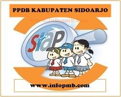 Pendaftaran PPDB Kabupaten Sidoarjo Online Pendaftaran PPDB Kabupaten Sidoarjo 2019/2020
