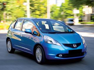 Honda Jazz GE8 autobild