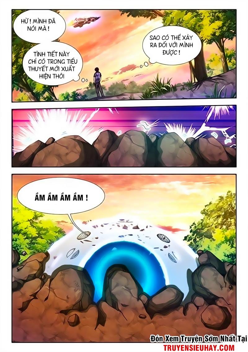 Sổ Tay Nuôi Trồng Người Ngoài Hành Tinh chap 3 - Trang 9