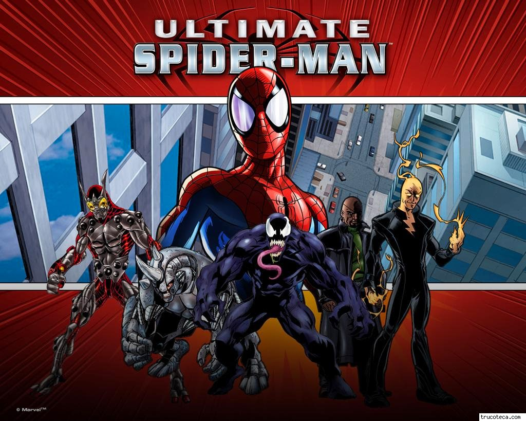 ultimate spiderman episode 41 ultimate deadpool hindi/urdu hd
