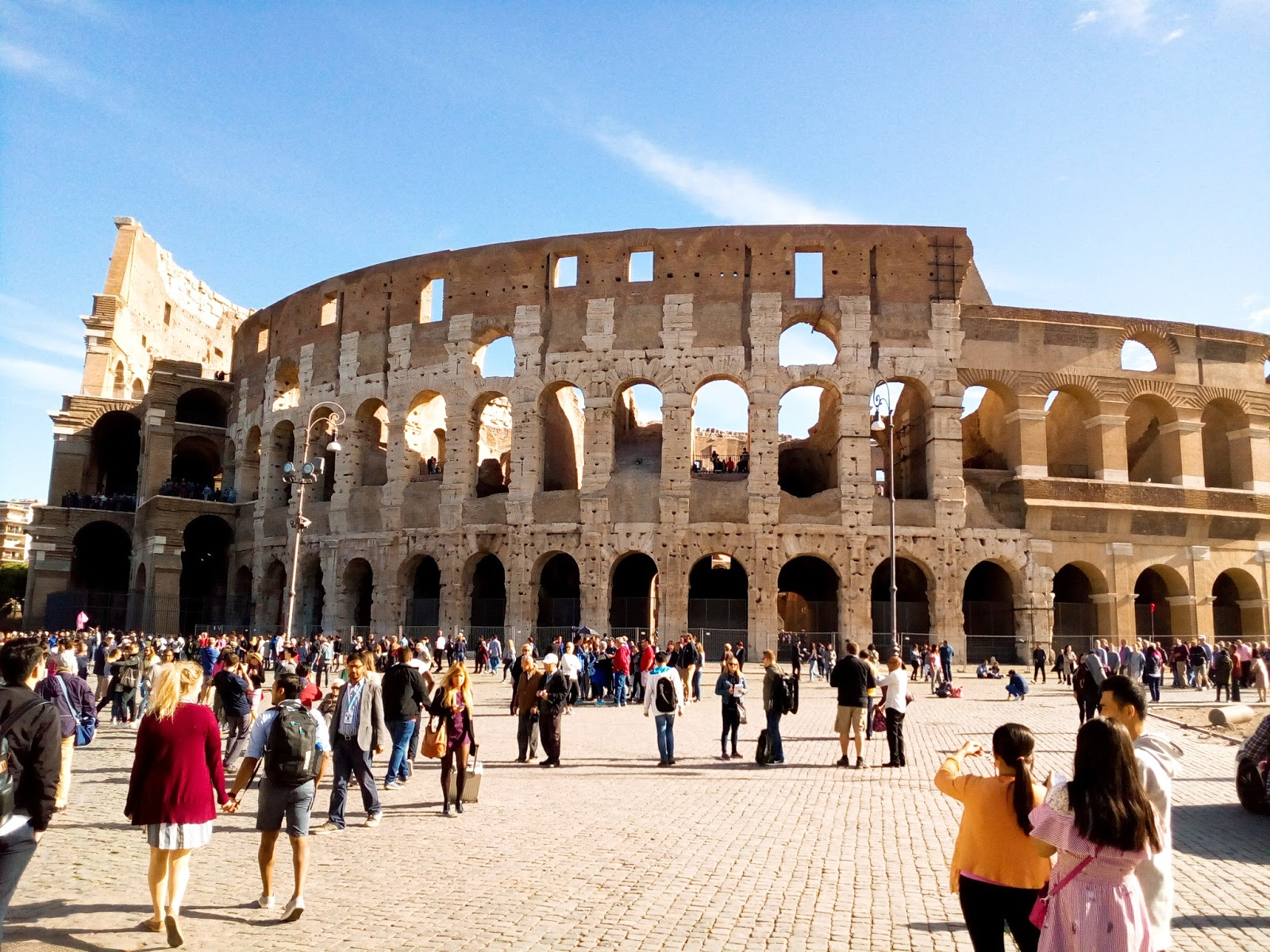 Travel back in time at The Colosseum