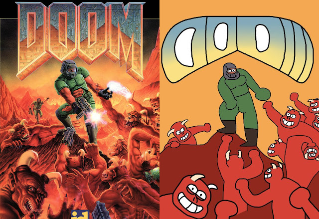 Cartoon Network Doom Reboot
