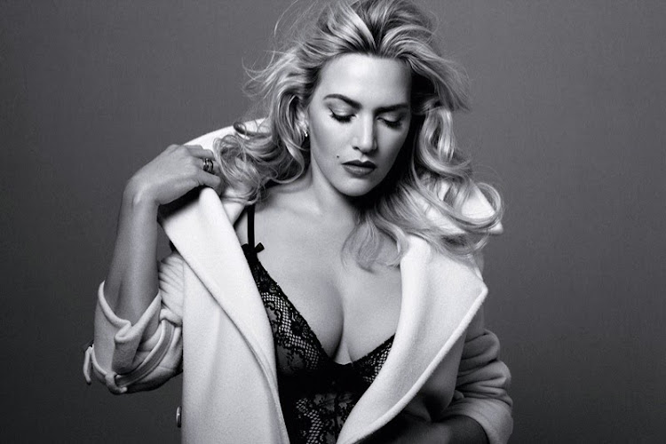 Kate Winslet Beautiful Bold Photography
