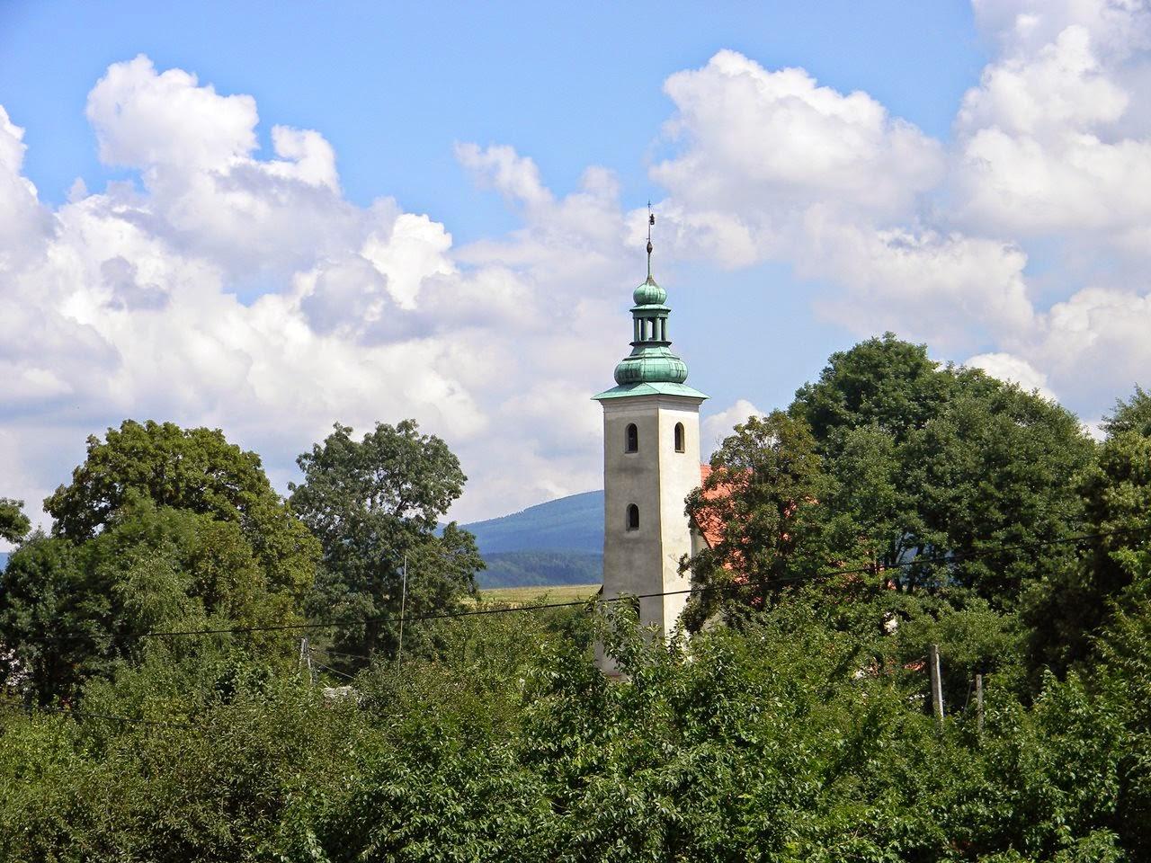 kościół cmentarny w Międzylesiu