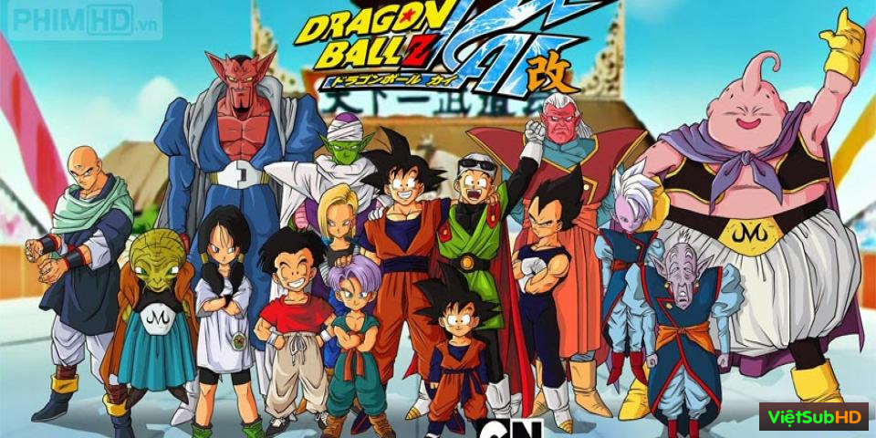 Bảy Viên Ngọc Rồng Siêu Cấp - Dragon Ball Super