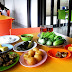Cimplung Kuliner Sunda yang Masih Lestari di RM. Sambel Hejo Natuna Bandung