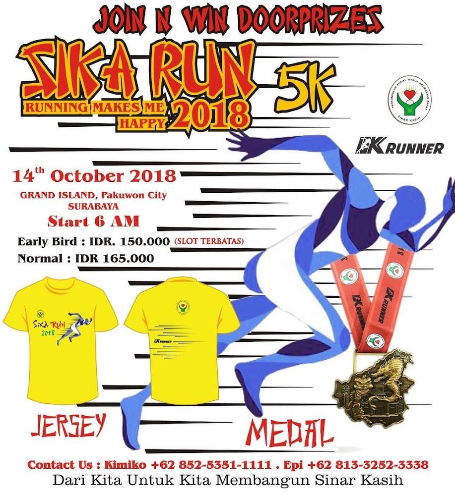 Sika Run • 2018