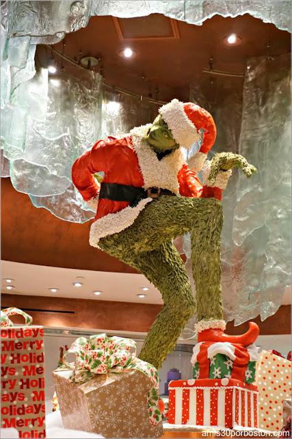 Navidad en Las Vegas 2017: Grinch en la Pastelería de Jean Philippe
