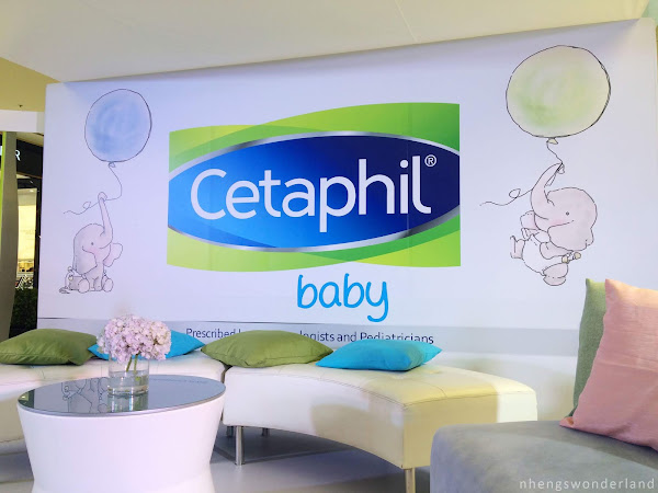 Complete Your Baby's Health Routine with #MyCetaphilSkin