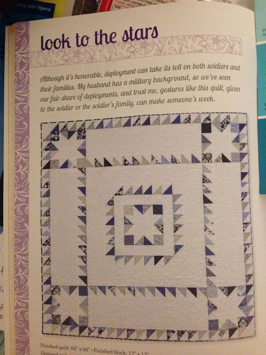 amylouwho: craft book month 2014: a quilt made with love