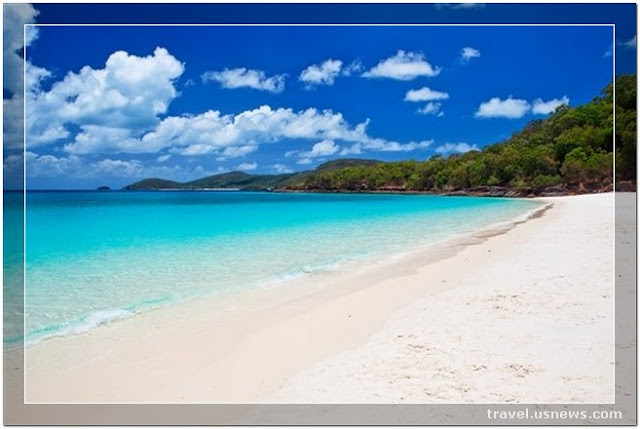 Whitehaven Beach  - Top 7 Best Places to Travel in Great Barrier Reef at Least Once in Your Life Time
