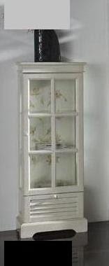 vitrina baja, vitrina baño, mueble auxiliar vitrina
