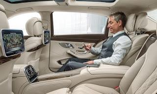 Cách sắp chỗ ngồi trên ô tô
