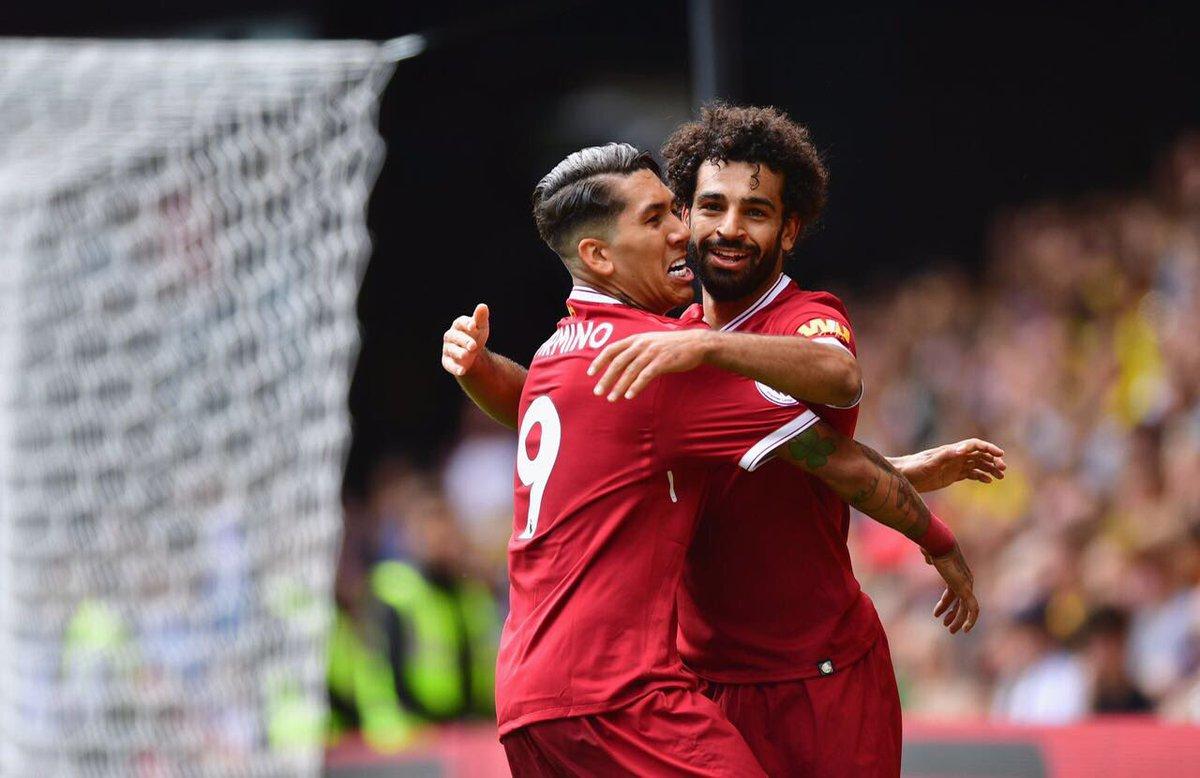 فيديو   محمد صلاح يسجل ويصنع فى الرباعية المذلة لليفربول امام آرسنال Liverpool - Arsenal