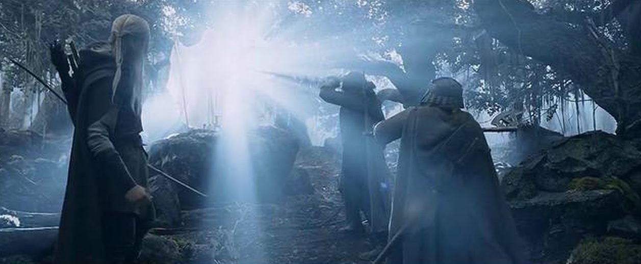 Lord Of The Rings Symbolism Gandalf The Resurrection All Roads