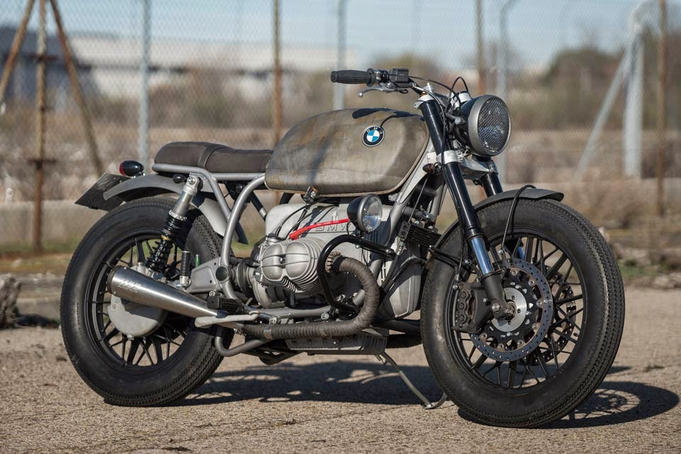 Racing Caf 232 Bmw R 100 Rs Crd 54 By Caf 232 Racer Dreams