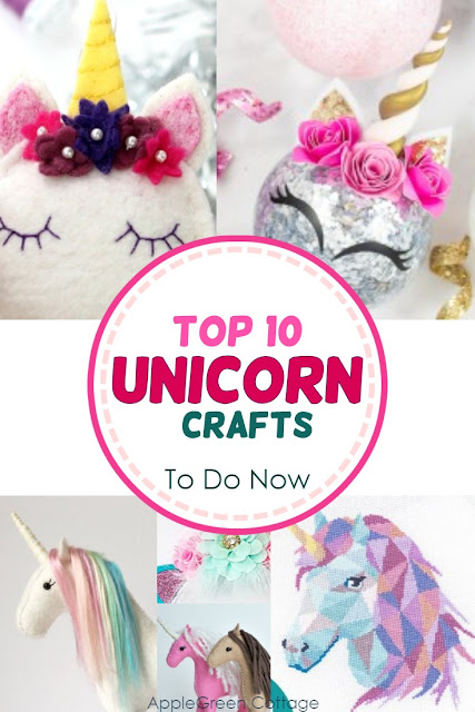 Easy unicorn crafts to make now - If you are searching for diy unicorn crafts, check out these popular unicorn diy ideas, and choose your favorite!
