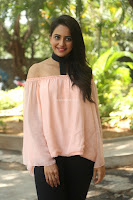 Rakul Preet Singh in lovely Pink Crop Top and Black Trousers at Jaya Janaki Nayaka success meet 066.JPG