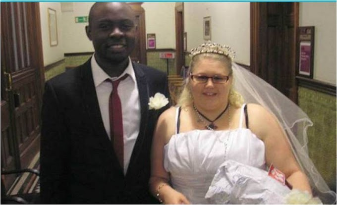 British Woman Devastated After Discovering Her Nigerian Lover Married Her For Visa (Photo)