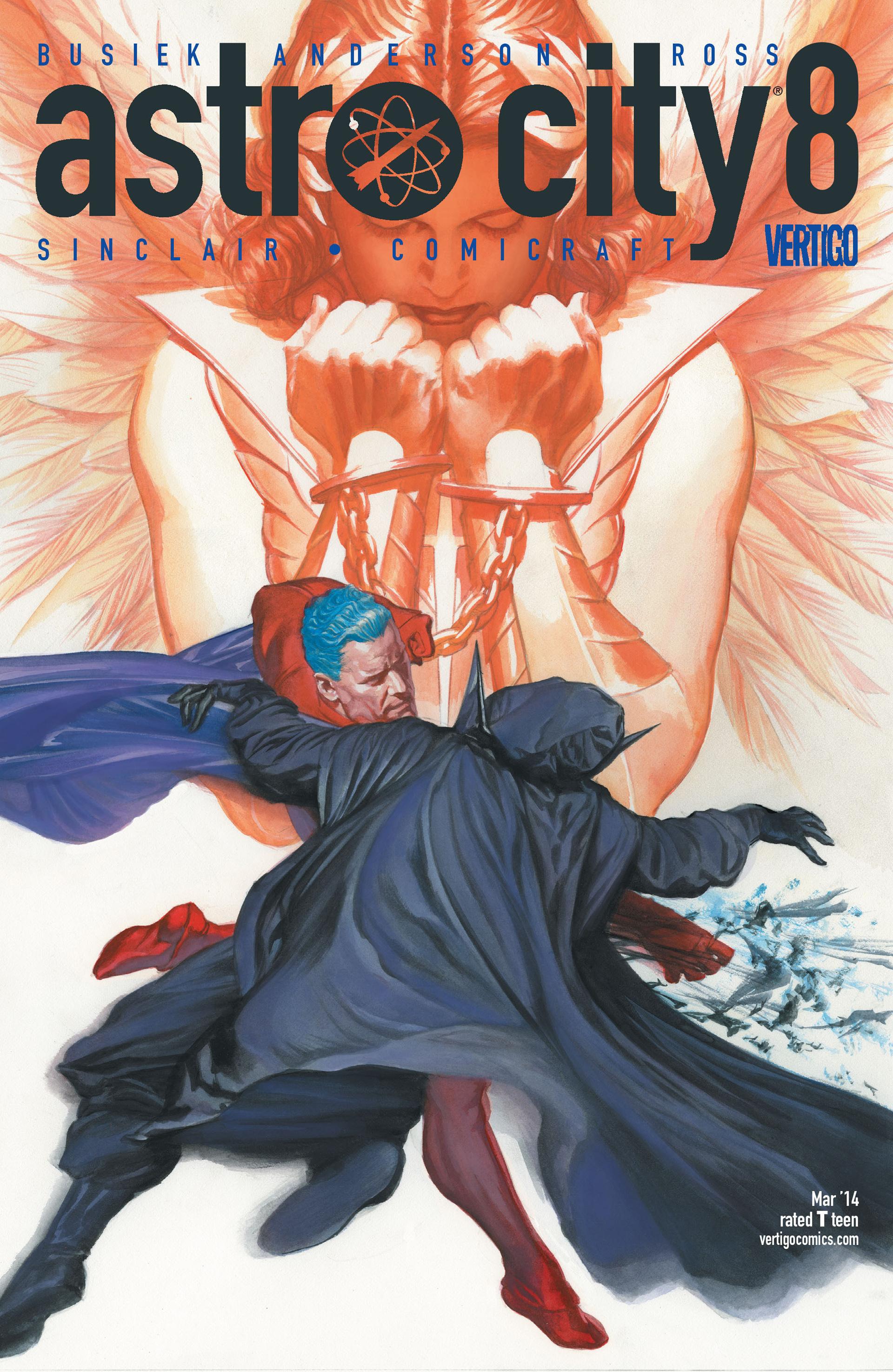 Read online Astro City comic -  Issue #8 - 1