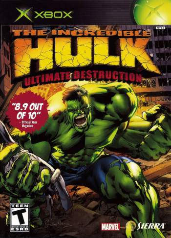 The Incredible Hulk: Ultimate Destruction (JTAG/RGH) Xbox 360 Torrent